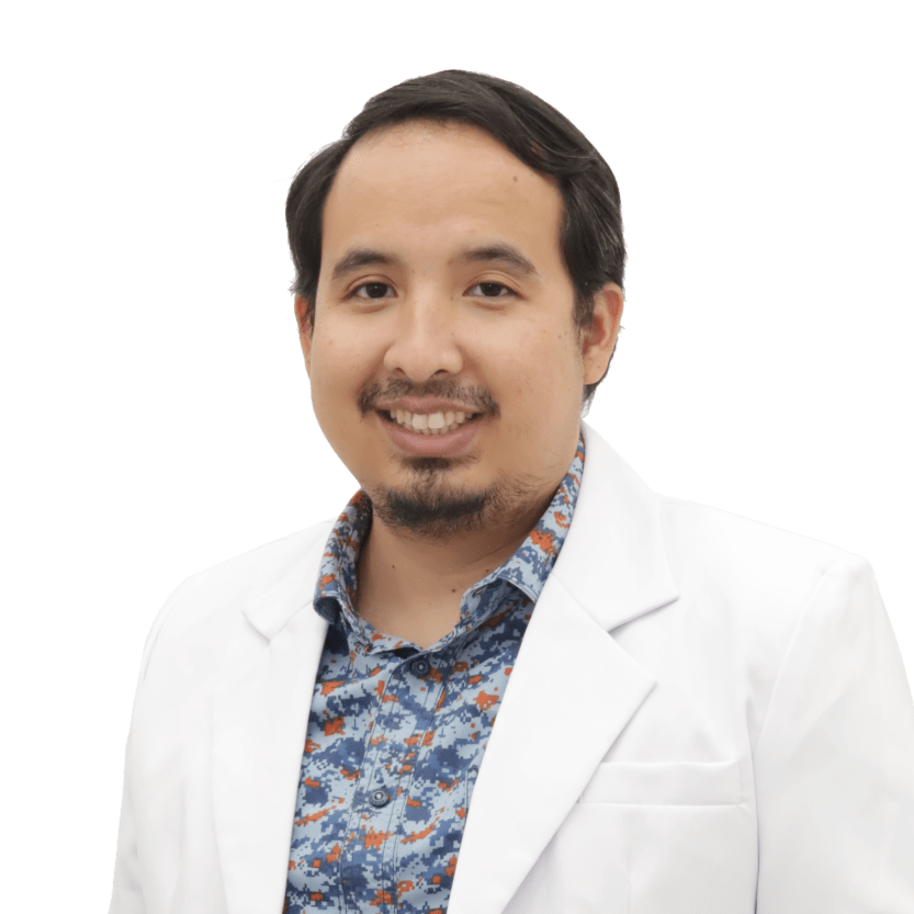 dr. Diaz Alamsyah Sudiro, SpM