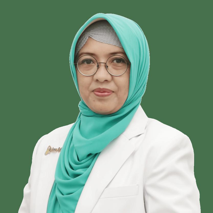 dr. Irma A. Pasaribu, SpM
