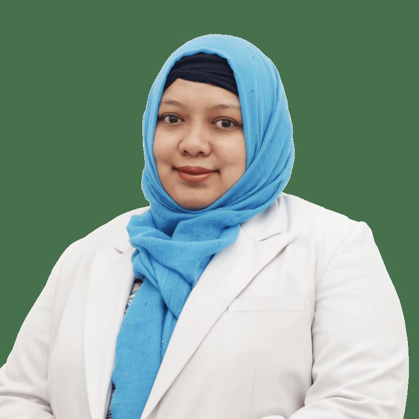 dr. Fitria Romadiana, SpM(K)
