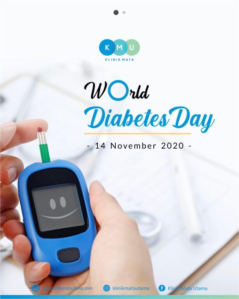 Hari Diabetes Sedunia 2020