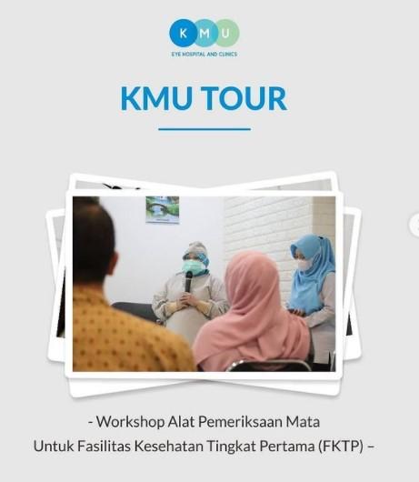 Dokter Mata KMU Tour