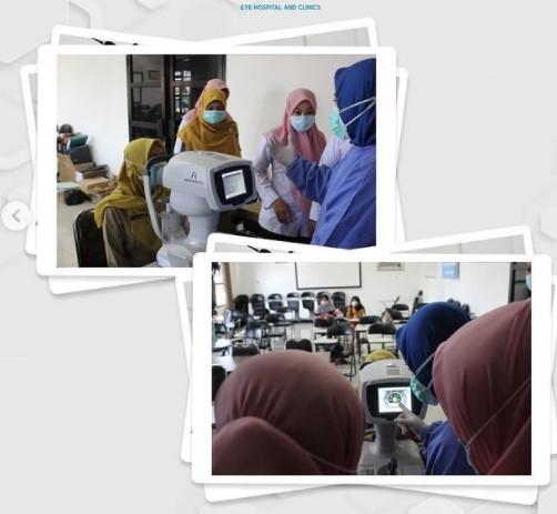 Pusat Edukasi Kesehatan Mata