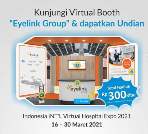 virtual booth eyelink group
